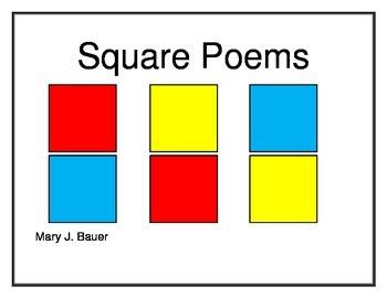 Square Poems