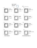 Square-Quations - Pre-Algebra / Mental Math Version