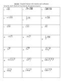 Square Root Expression