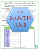 Math Discovery Lab: Square Roots, Multiples of 10, Rationa