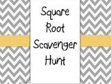 Square Root Scavenger Hunt