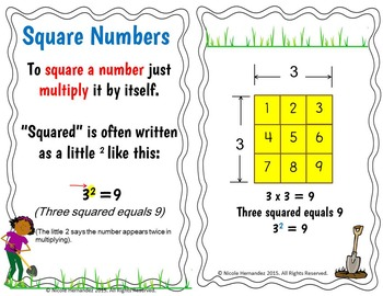 Square Roots - Getting to The Root of It!