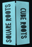 Square Roots & Cube Roots (Foldable)