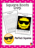 Square Roots Emoji {Perfect Squares}