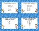 Square Roots-Estimate a Square Root-Multiple Choice-40 Task Cards