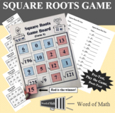 Square Roots Game