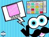 Square Roots: Maze Activity