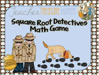 Square Roots Perfect Squares Game