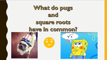 Square Roots and Arithmetic (Square Roots Part 2)
