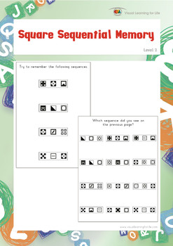 Square Sequential Memory