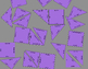 Square-Triangle Vocabulary Puzzle Template