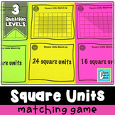 Square Units Matching Game