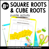 Square Roots and Cube Roots: Puzzle