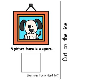 Squares Adapted Book