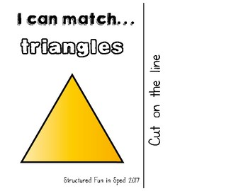 Triangles Adapted Book
