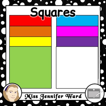 Squares Clipart