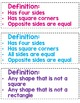 Squares, Rectangles, or Not? An Interactive Anchor Chart and Assessment