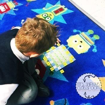 Math Review Games Third Grade:  Squares Your Brain™