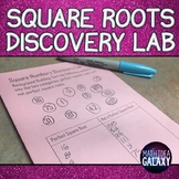 Square Roots Discovery Lab