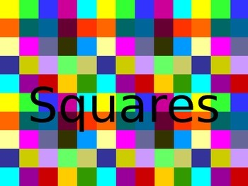 Squares powerpoint presentation
