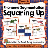 Phoneme Segmentation - Squaring Up