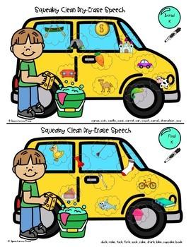 Squeaky Clean Dry-Erase Speech