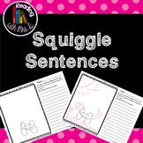 Squiggle Sentences