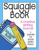 Squiggle Book - Creative Writing Journal
