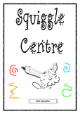 Squiggle Centre - Creative Collaborative Drawing!