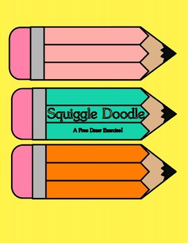 Squiggle Doodle: A Free Draw Exercise