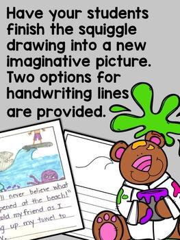 Squiggle Writing