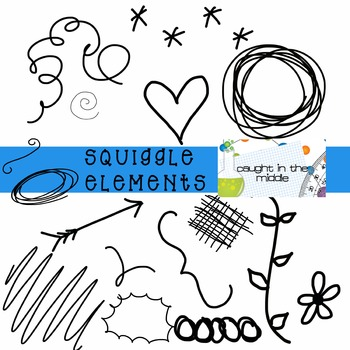 Squiggle Elements