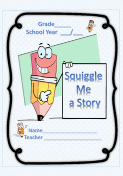 Squiggle Me a Story with 4th Grade Common Core Standards