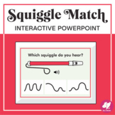Squiggle Melody Match - Interactive PowerPoint Activity