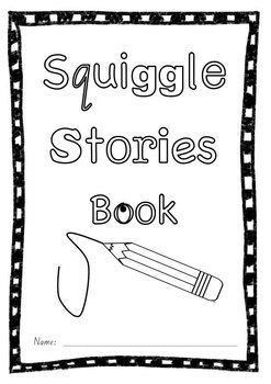 Squiggle Stories Book