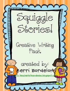 Squiggle Stories! Creative Writing Pack