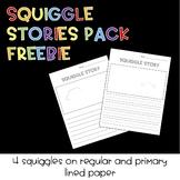 Squiggle Stories Pack FREEBIE