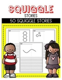 Squiggle Stories- Writing Prompt