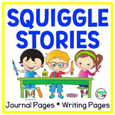 Squiggle Story Creative Writing Activity