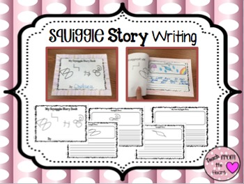 Squiggle Story Writing