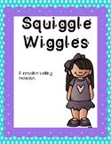 Squiggle Wiggle: Creative Writing Sample