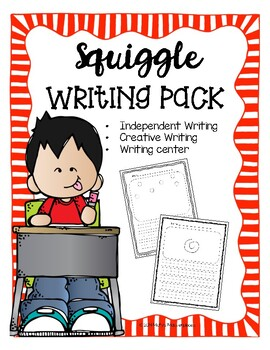 Squiggle Writing Pack