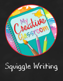 Squiggle Writing Prompts
