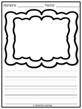 Squiggle for the Bilingual Classroom - Spanish!