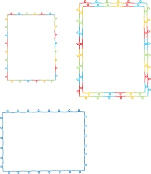 Squiggly Page Borders