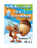 Squirrel - An ebook that teaches values, writing, reading