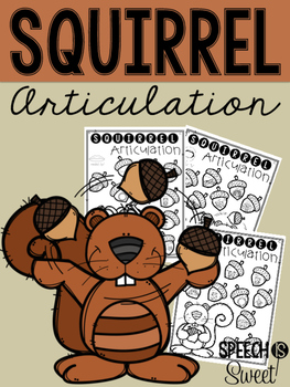 Squirrel Articulation