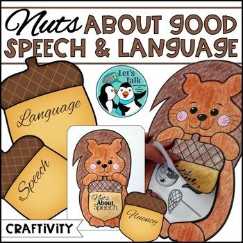 Squirrel Craft for Speech & Language