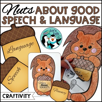 Squirrel Craft for Speech & Language