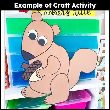 Squirrel Craft